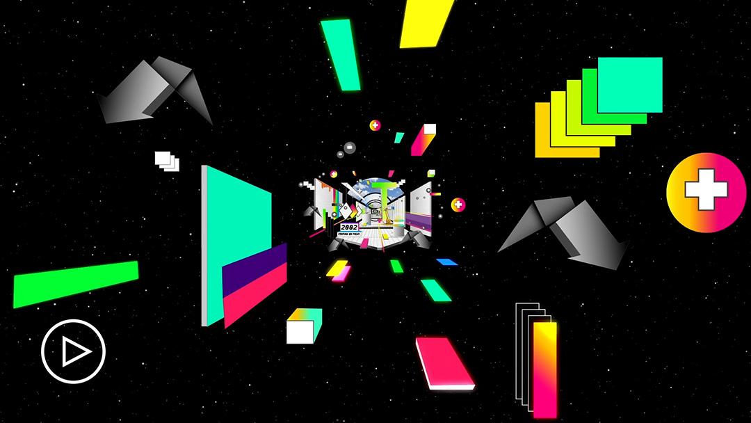 Infinite zoom animación para Titanlux
