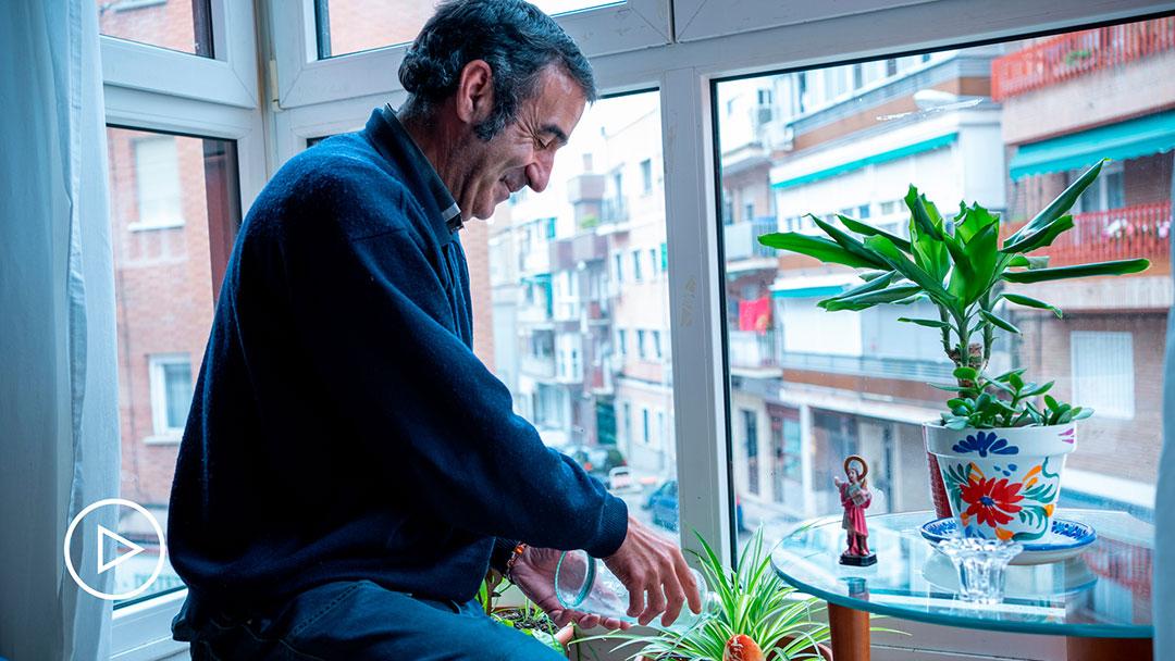 Video José Alberto Sinhogarismo